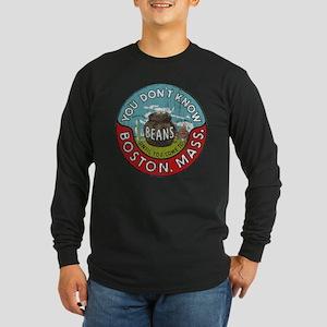 Boston Baked Beans Long Sleeve T-Shirt