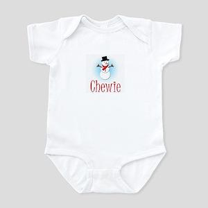 Snowman - Chewie Infant Bodysuit