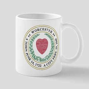 Vintage Worcester Mug