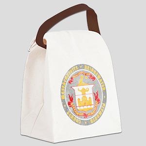 Vintage Bridgewater Canvas Lunch Bag