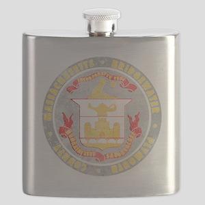 Vintage Bridgewater Flask