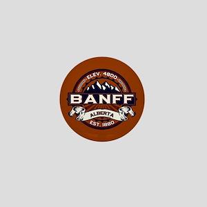 Banff Vibrant Mini Button