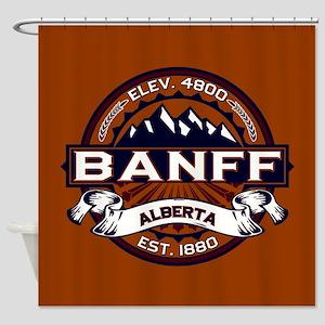 Banff Vibrant Shower Curtain