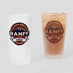 Banff Vibrant Drinking Glass