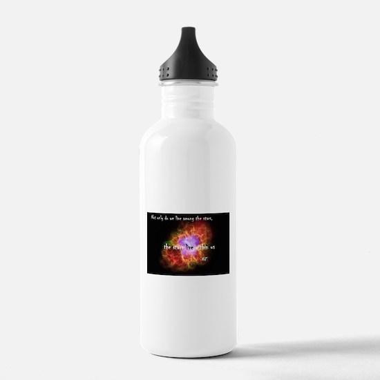 Neil deGrasse Tyson's Stardust Sports Water Bottle