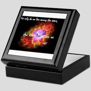 Neil deGrasse Tyson's Stardust Keepsake Box