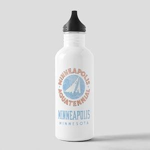 Vintage Minneapolis Aquatennial Water Bottle