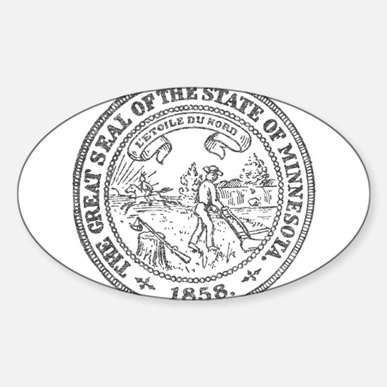 Minnesota Seal Decal