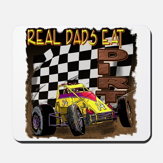 Real Dads Mousepad