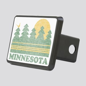 Vintage Minnesota Sunset Hitch Cover