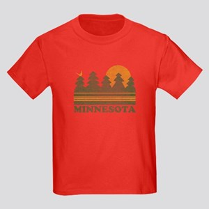 Vintage Minnesota Sunset T-Shirt