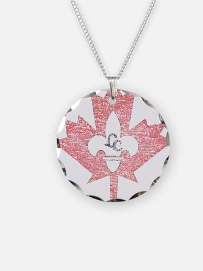 Vintage Little Canada Minnesota Necklace