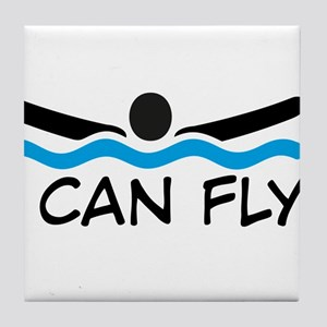I can fly Tile Coaster