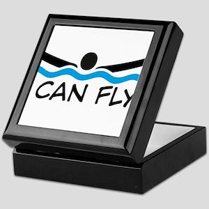 I can fly Keepsake Box