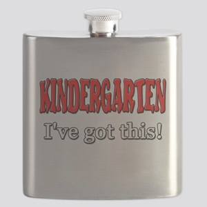 Kindergarten I've Got This Flask