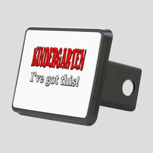 Kindergarten I've Got This Rectangular Hitch Cover