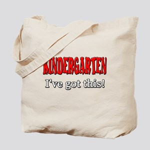 Kindergarten I've Got This Tote Bag