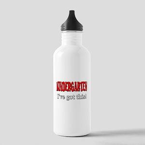 Kindergarten I've Got Stainless Water Bottle 1.0L