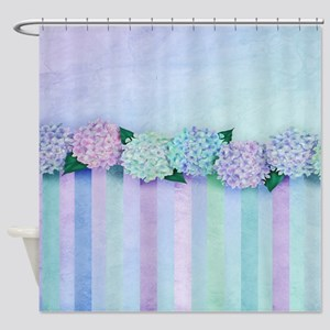 Hydrangea Dreams Shower Curtain