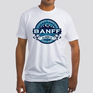 Banff Ice Fitted T-Shirt