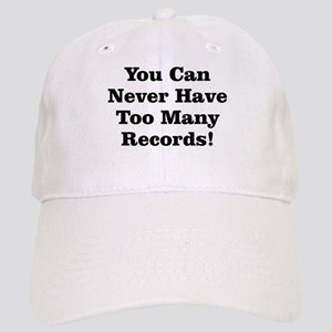 Never Too Many Records Cap