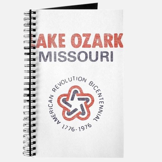 Vintage Lake Ozark Journal