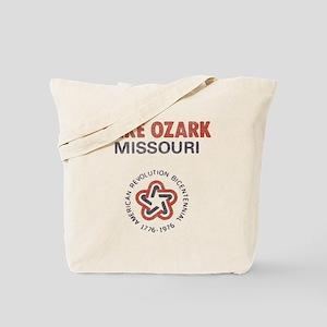 Vintage Lake Ozark Tote Bag
