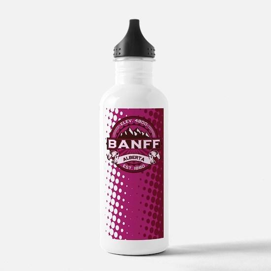 Banff Raspberry Water Bottle