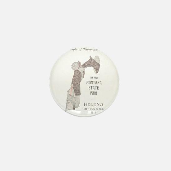 Montana State Fair Mini Button