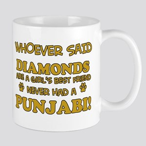 Punjabi Cat breed designs Mug