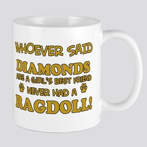 Ragdoll Cat breed designs Mug
