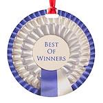 Best Of Winners Metal Medallion