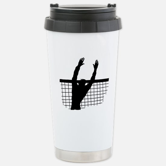 Volleyball Block Mugs