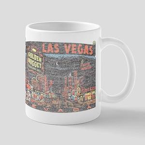 Vintage Las Vegas Strip Mug