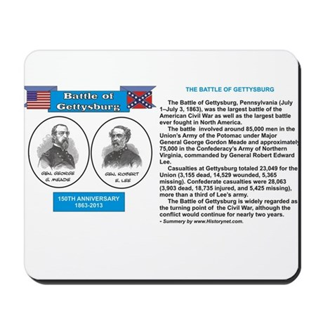 Battle of Gettysburg 150th Anniversary Mug Mousepa