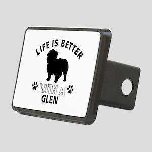Glen dog gear Rectangular Hitch Cover