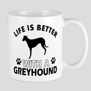 Greyhound dog gear Mug