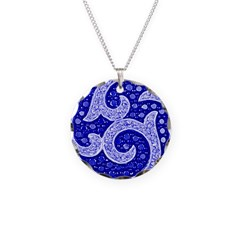 Best Of Winners Swirl Necklace