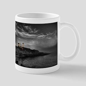 Nubble Storm Mugs
