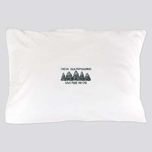 Live Free or Die Pillow Case