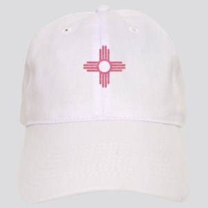 New Mexico State Flag Baseball Cap