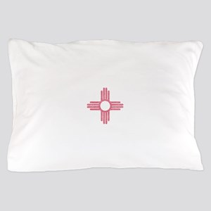 New Mexico State Flag Pillow Case