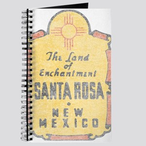 Faded Santa Rosa NM Journal