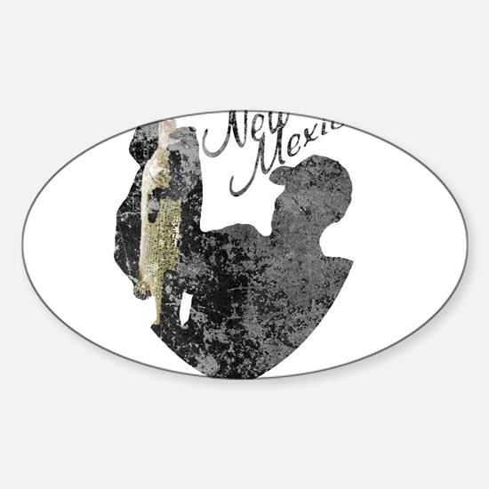 New Mexico Fishing Decal