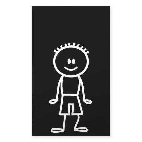 Son - white Sticker
