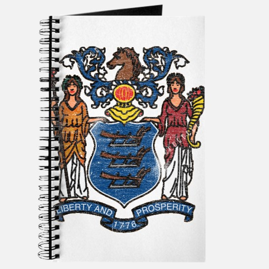 New Jersey State Flag Journal
