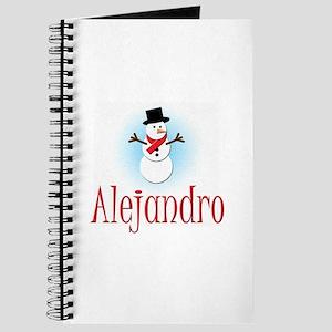 Snowman - Alejandro Journal