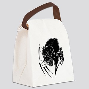 BLACK PANTHER Canvas Lunch Bag