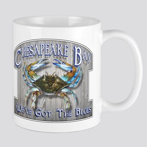 Chesapeake Bay Blues Mug
