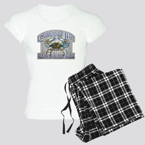Chesapeake Bay Blues Pajamas